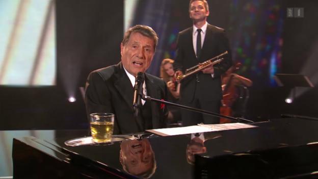 Video «Udo Jürgens mit «Das Leben bist du» bei Hello Again» abspielen