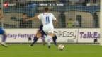 Video «Zürich - Basel (sportaktuell)» abspielen