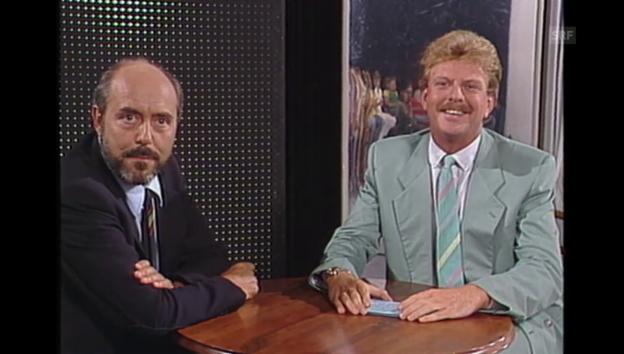 Video «Elio Fiorucci im «Karussell», 1983» abspielen