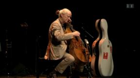 Video «Eine zwiespältige Ehrung für Franz Hohler» abspielen