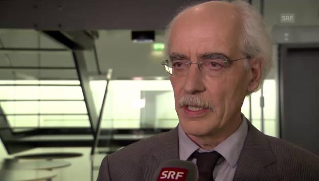 Video «Islam-Experte zur Nobelpreisvergabe» abspielen