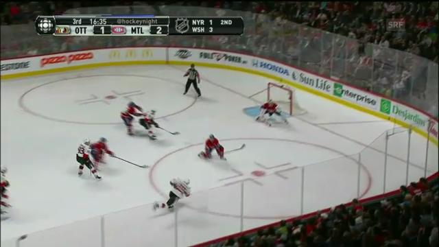 Highlights Ottawa - Montreal