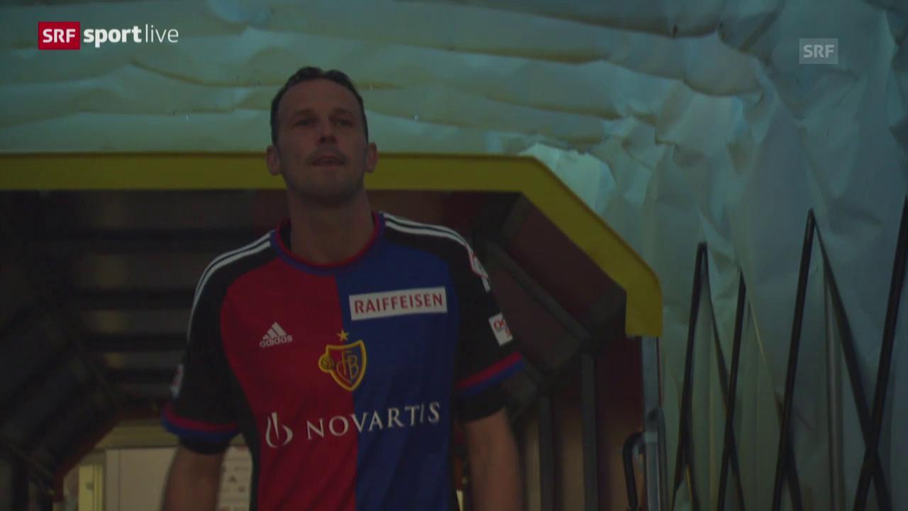 Fussball: Super League, Streller marschiert ein
