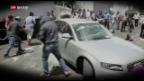 Video «Uber wächst und wächst – trotz Widerstand» abspielen