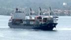 Video «Mit dem Frachter nach Westafrika» abspielen
