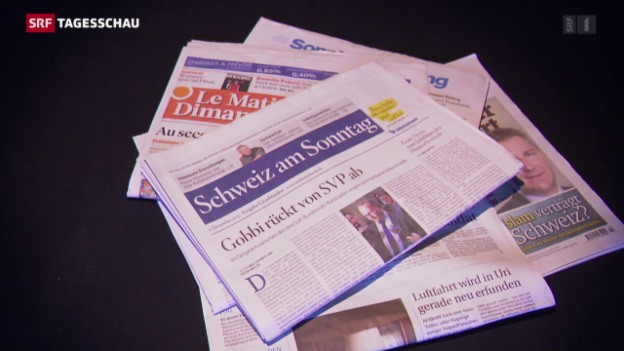Video «Spekulationen um Sprengkandidaten» abspielen