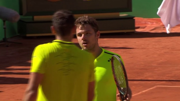 Video «Final in Genf: Die Live-Highlights bei Wawrinka-Cilic» abspielen