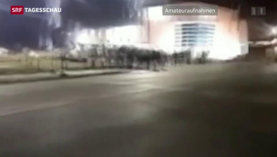 Wieder Gewalt in Ferguson