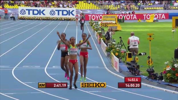Video «LA: 5000 m Frauen» abspielen