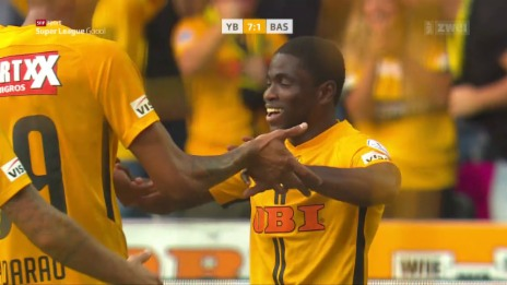 Link öffnet eine Lightbox. Video YB deklassiert den FC Basel zuhause abspielen