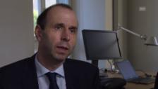Video «Tobias Straumann: «Eine kleine Zinserhöhung wäre verkraftbar»» abspielen