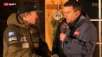 Video «Ski: Interview mit Adelboden-Sieger Ligety, Teil 2» abspielen