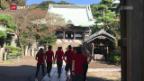 Video «Schweizer Segler machen sich mit Tokio vertraut» abspielen