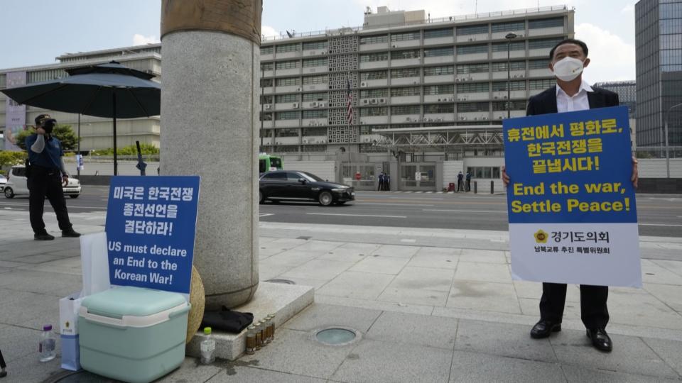 Entspannung in Sicht in Korea