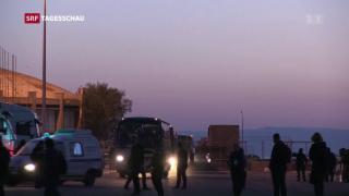 Video «Rückführungen in die Türkei angelaufen» abspielen