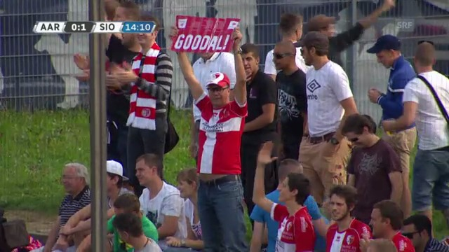 SL: Highlights Aarau - Sion («sportlive»