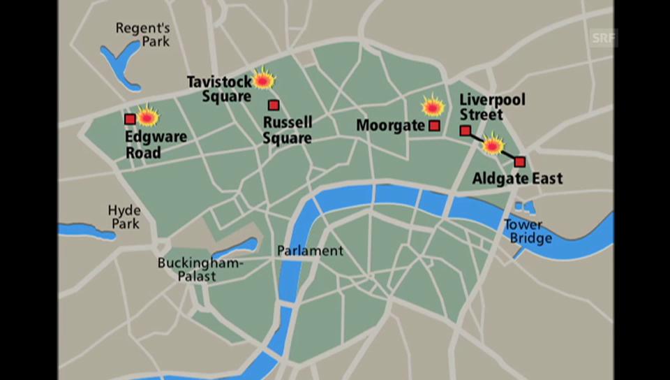 Terroranschläge in London