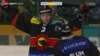 Video «Eishockey: Bern - Rapperswil-Jona Lakers» abspielen