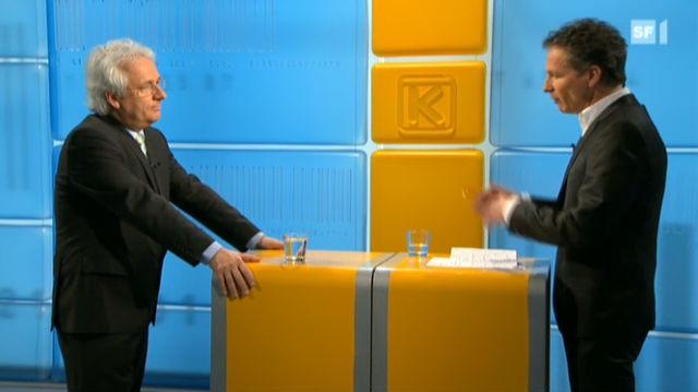 Chef bittet Büezer wegen tiefem Euro zur Kasse