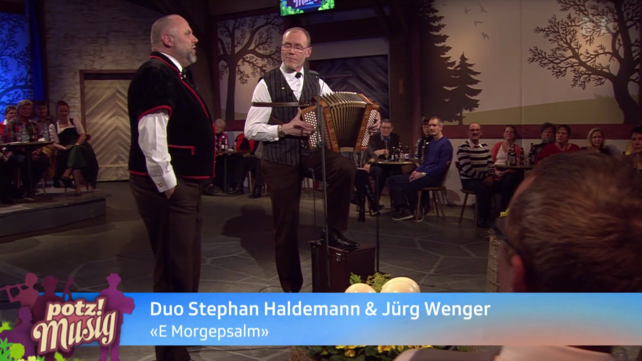 Duo Stephan Haldemann & Jürg Wenger