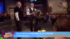 Video «Duo Stephan Haldemann & Jürg Wenger» abspielen