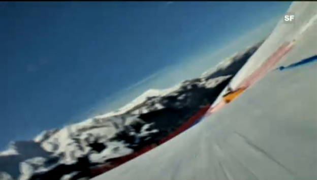 Video «Streckenporträt Lauberhorn» abspielen