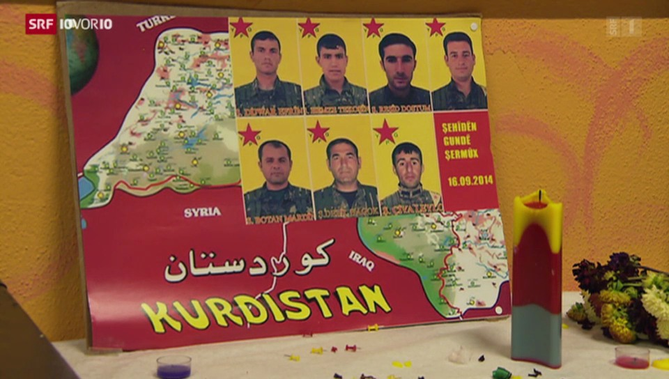 Die Befürchtungen der Kurden