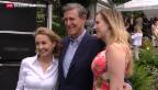 Video «Ehemaliger US-Botschafter kandidiert für Repräsentantenhaus» abspielen