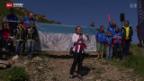 Video «Erster Spatenstich in Andermatt» abspielen