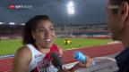 Video «Kambundji holt EM-Bronze» abspielen