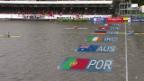 Video «Rudern: WM, Leichtgewichts-Einer» abspielen