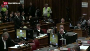Video «Auftakt im Pistorius-Prozess» abspielen