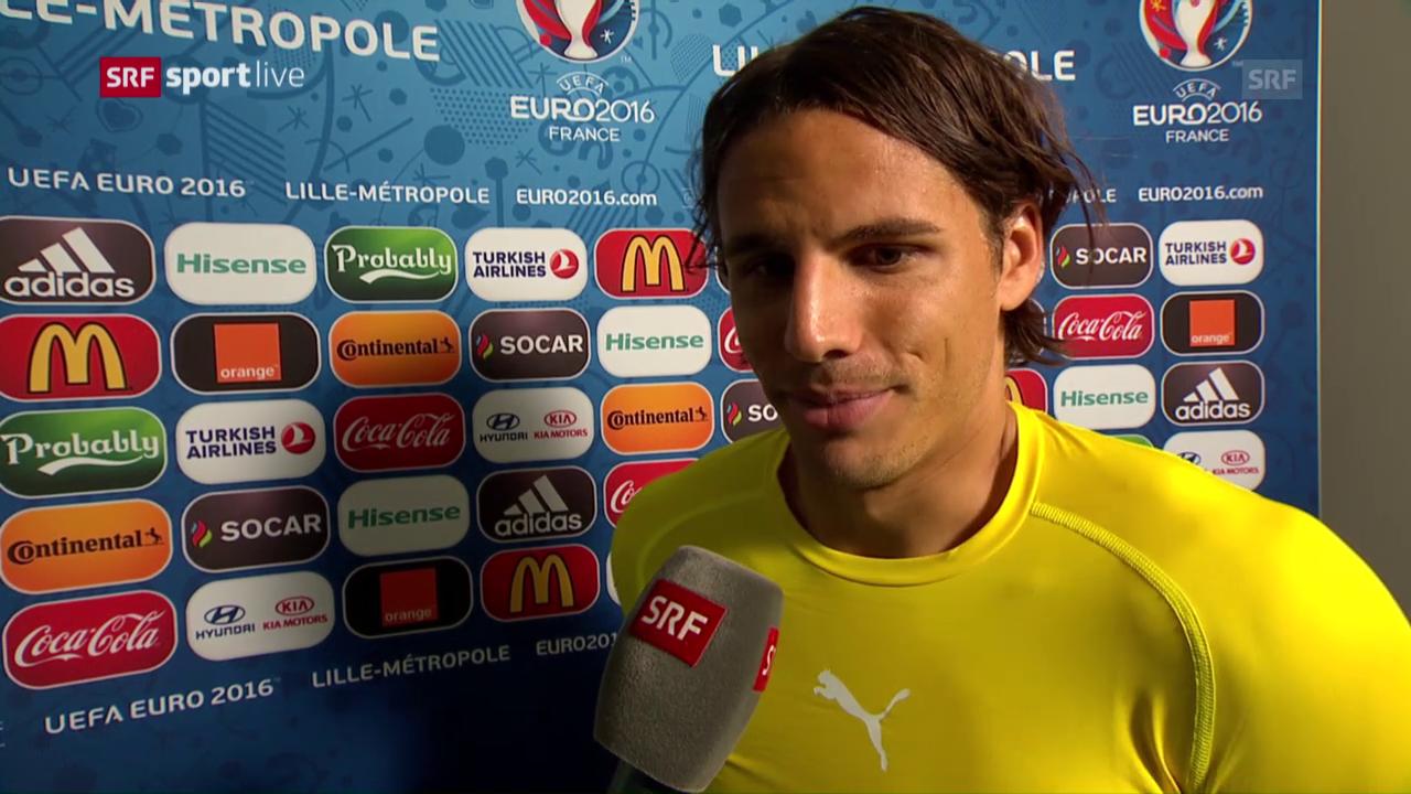 Yann Sommer nach dem Frankreich-Spiel