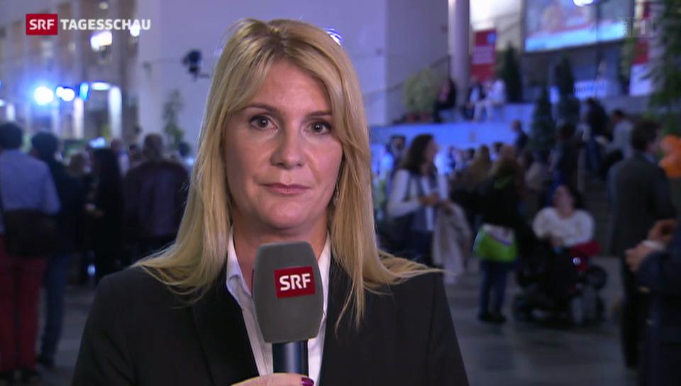 Alexandra Gubser zu Wahlen in Genf