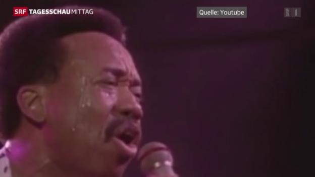 Video «Maurice White ist tot» abspielen