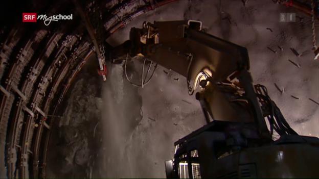 Video «Der Berg drückt» abspielen