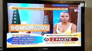Video «01.07.08: TV-Quizshows: Swisscom und Co. kassieren mit» abspielen