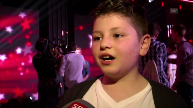 Video «Flavio Rizzello über seine Finalqualifikation» abspielen