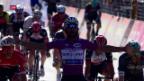 Video «Gaviria gewinnt auch die 13. Etappe» abspielen