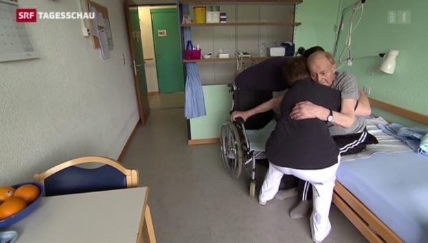 Video «Pflegende sollen mehr dürfen» abspielen