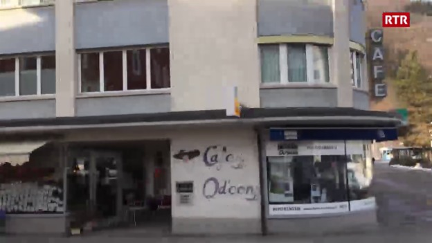Laschar ir video «Café Odeon»