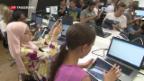 Video «Informatik als Schulfach» abspielen