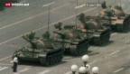 Video «Staatlich verordnetes Vergessen 25 Jahre nach Tienanmen-Massaker» abspielen