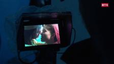 Laschar ir video «Making of - Ina stad da chalira - David e Johanna»