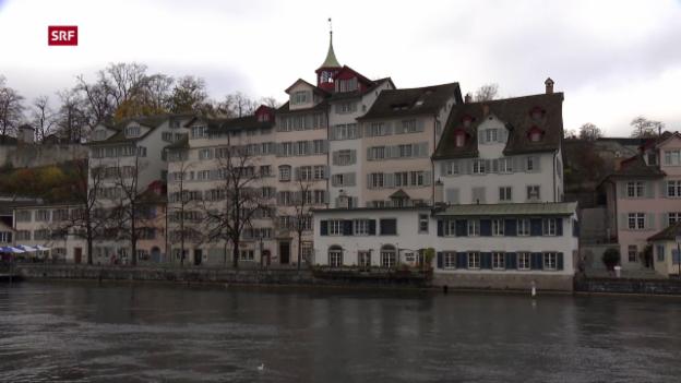 Video «Schweiz aktuell vom 15.11.2017» abspielen
