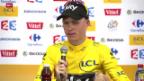Video «Rad: Siegerporträt Chris Froome» abspielen