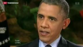 Video ««Shutdown» legt Teile der US-Industrie lahm» abspielen