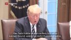 Video «Trump in Erklärungsnot» abspielen