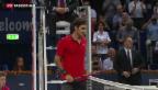 Video «Federer steht in Basel im Final» abspielen