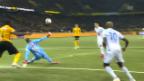 Video «Luzern fügt YB erste Saisonniederlage zu» abspielen